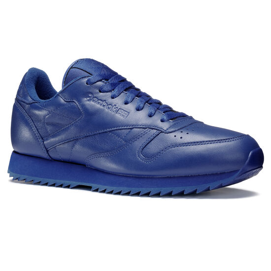 Reebok - Cl Leather Ripple Mono Collegiate Royal AR2350