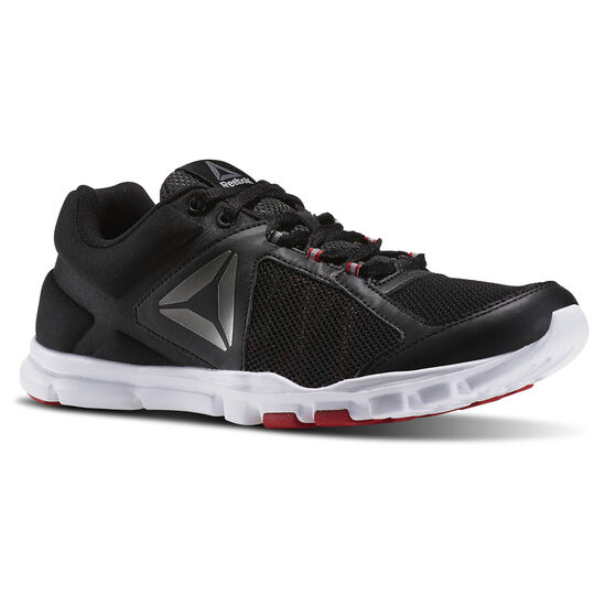 Reebok - Yourflex Train 9.0 MT Black/Excellent Red/White/Pewter/Grey BD4825