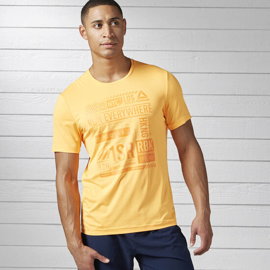 Reebok - Camiseta Refl One Series Fire Spark BK7320