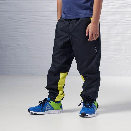 Reebok - Boy's Essentials Woven Cuffed Pant Black B47894