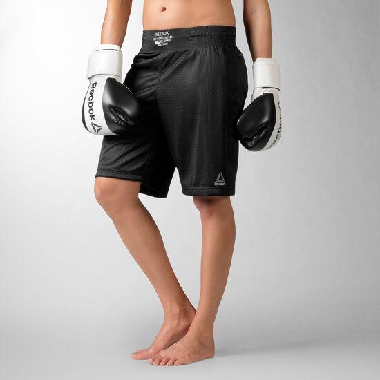 Reebok - Reebok Combat Prime Boxing Short Black BQ0276