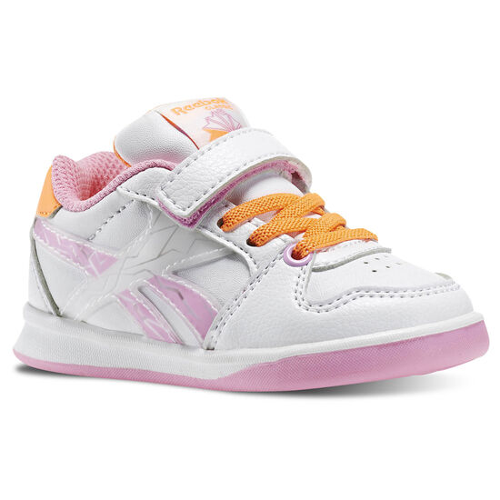 Reebok - Step N' Flash II Icono Pink/White/Electric Peach V70232