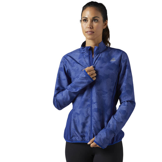Reebok - Running Essentials Wind Jacket Lilac Shadow CE7872
