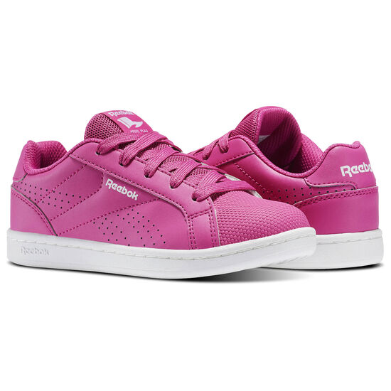 Reebok - Reebok Royal Complete CLN Charged Pink/White BS7932