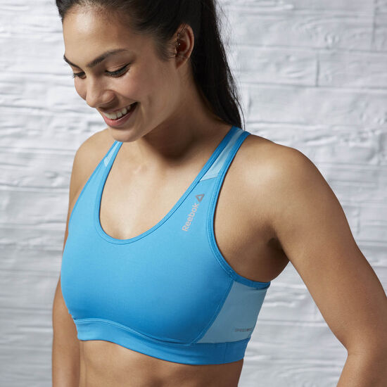 Reebok - Workout Ready Bra Wild Blue AY2078