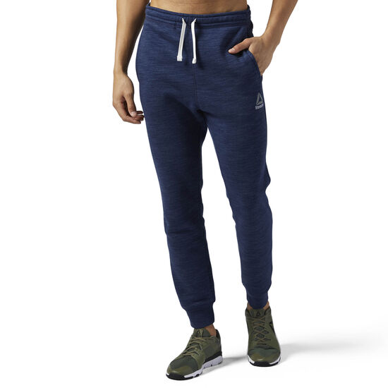Reebok - Elements Sweatpant Collegiate Navy BP9159