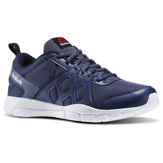 Reebok - Trainfusion Nine Blue Ink/Collegiate Navy/White/Black AR2968