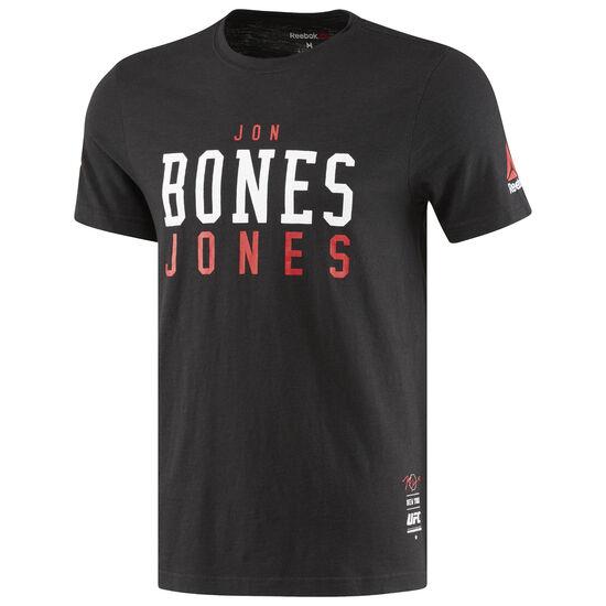 Reebok - UFC Jon Jones Retro Tee Black AZ3393