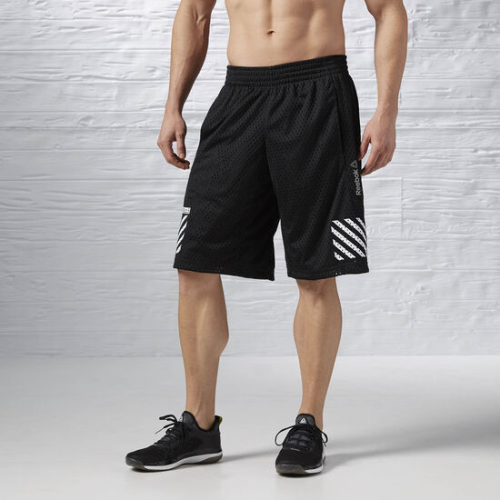 Reebok - LES MILLS Basketball Short Black AZ0228
