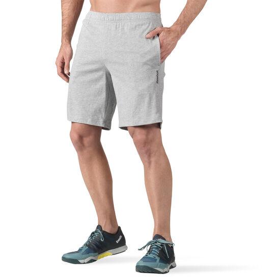 Reebok - Workout Ready Mesh Shorts Black BK2975