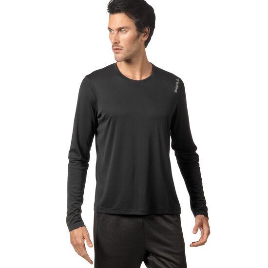 Reebok - Running Essentials Long Sleeve Tee Black AZ3322