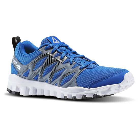 Reebok - RealFlex Train 4.0 Awesome Blue/Asteroid Dust/Black/White BD5393