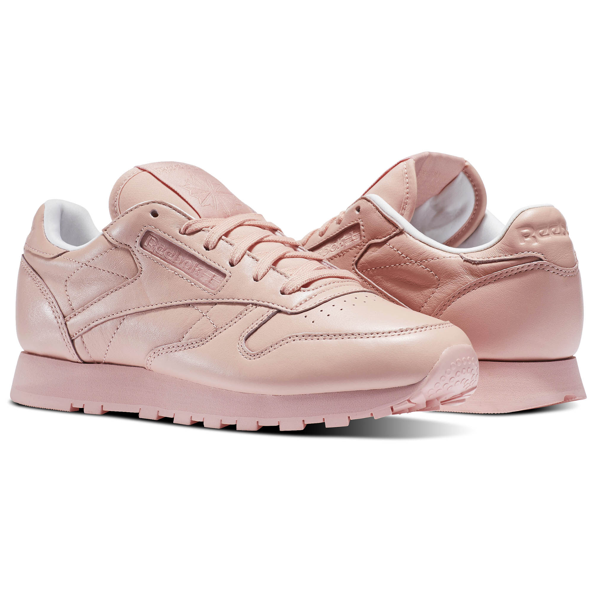 fca11644856ac6 Buy reebok classic leather patina pink retro trainers   OFF53 ...