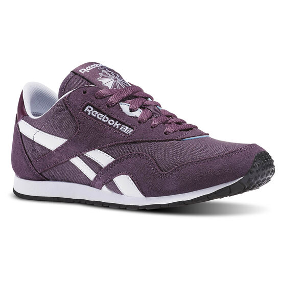 Reebok - Classic Nylon Slim HV Meteorite/Pacific Purple/White/Gable Grey/Black BD1786