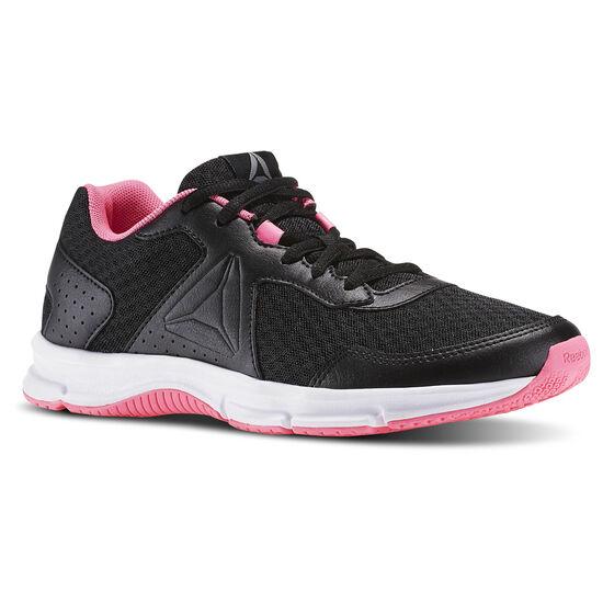 Reebok - Express Trainer Black/Poison Pink/Pewter/White BD5780