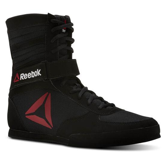 Reebok - Reebok Boxing Boot - Buck Delta-Black/Black/White BD1347