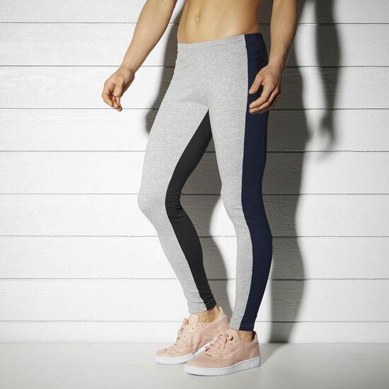 Reebok - Fitness Legging Medium Grey Heather BK4154