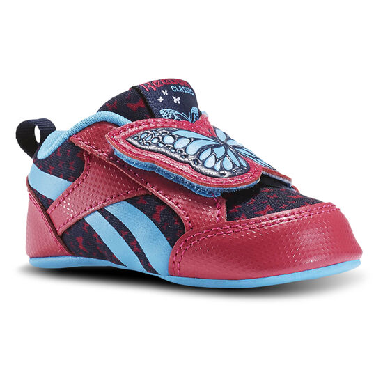 Reebok - Ventureflex Critter Feet Butterfly Pink Craze/Blue Beam/Collegiate Navy/White BD3358