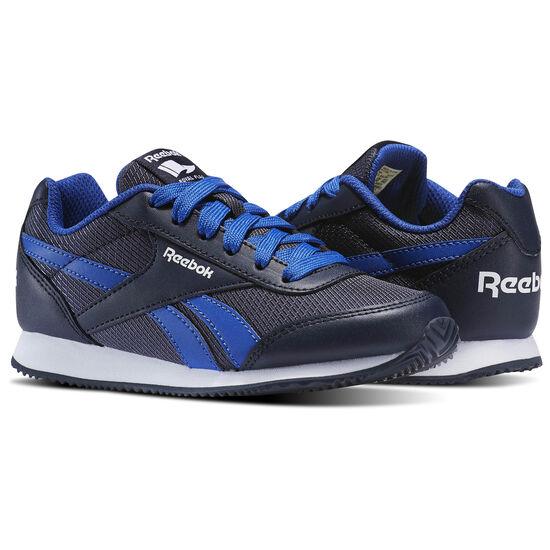 Reebok - Reebok Royal Classic Jogger 2RS Collegiate Navy/Vital Blue/White BS8697