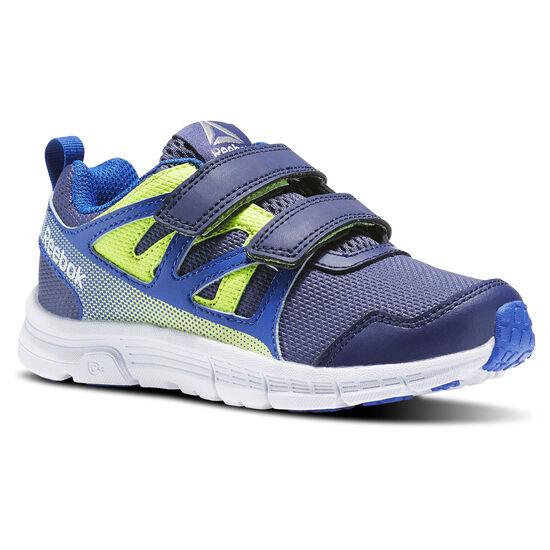 Reebok - Kids Reebok Run Supreme 2.0 2V Vital Blue/Deep Cobalt/Electric Flash/Si BS8450