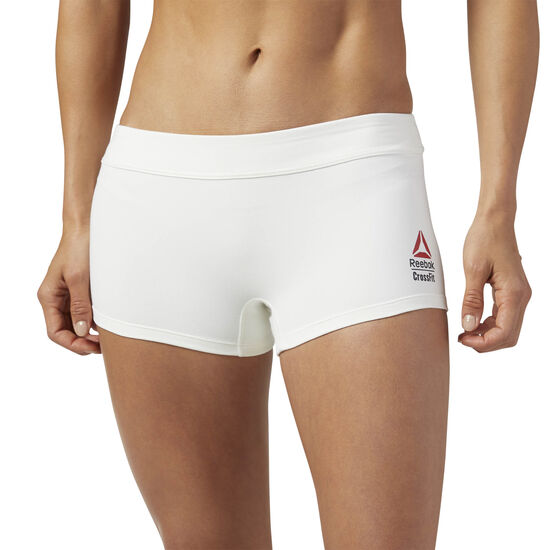 Reebok - Reebok CrossFit Knit Shortie Short Chalk CD1405