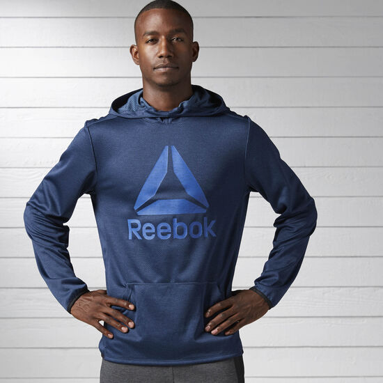 Reebok - Jaqueta Wor Elitage Group Ot COLLEGIATE NAVY BK3242