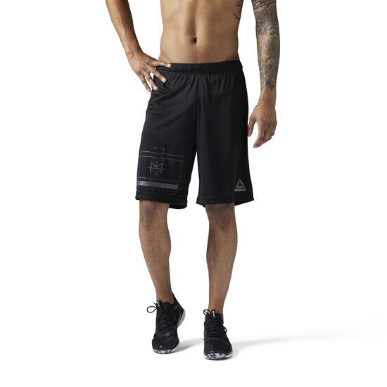 Reebok - LES MILLS 25 cms Shorts Black CE6732
