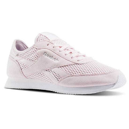 Reebok - Reebok Royal Classic Jogger Breezy Basics Porcelain Pink/White BD3289