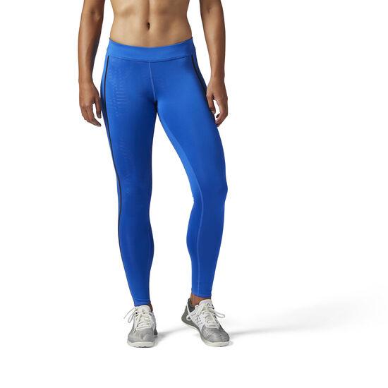 Reebok - Femmes Reebok CrossFit Legging Vitblu BQ9810
