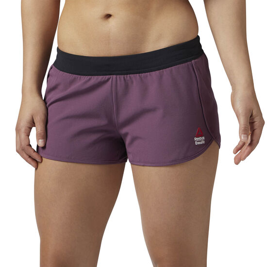 Reebok - Reebok CrossFit Ass To Ankle Short Washed Plum BR3972