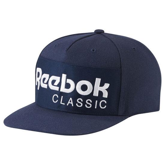 Reebok - Classics Foundation Hat Collegiate Navy/Collegiate Navy AO0039