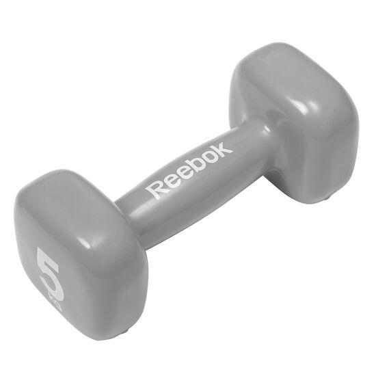 Reebok - Dumbbell - 5Kg Grey B78442