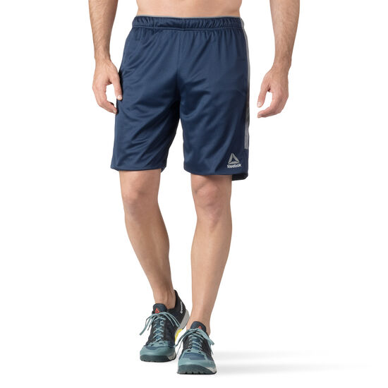 Reebok - Workout Ready Knitted Short Collegiate Navy BK2903
