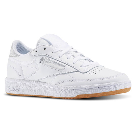 Reebok - Tênis Club C 85 Diamond White/Gum BD4427