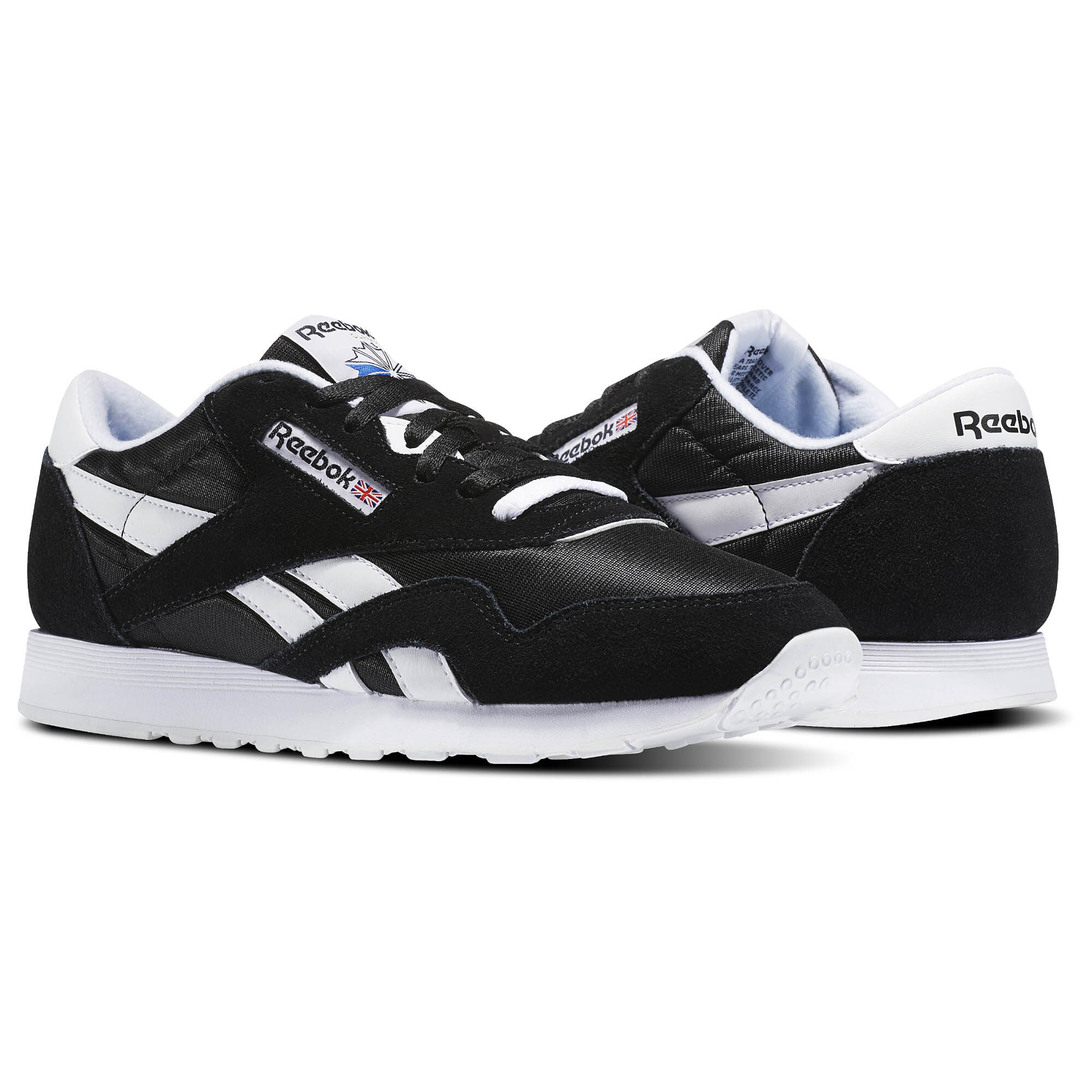 1cd01f867c3d black and white reebok classics cheap   OFF57% The Largest Catalog ...