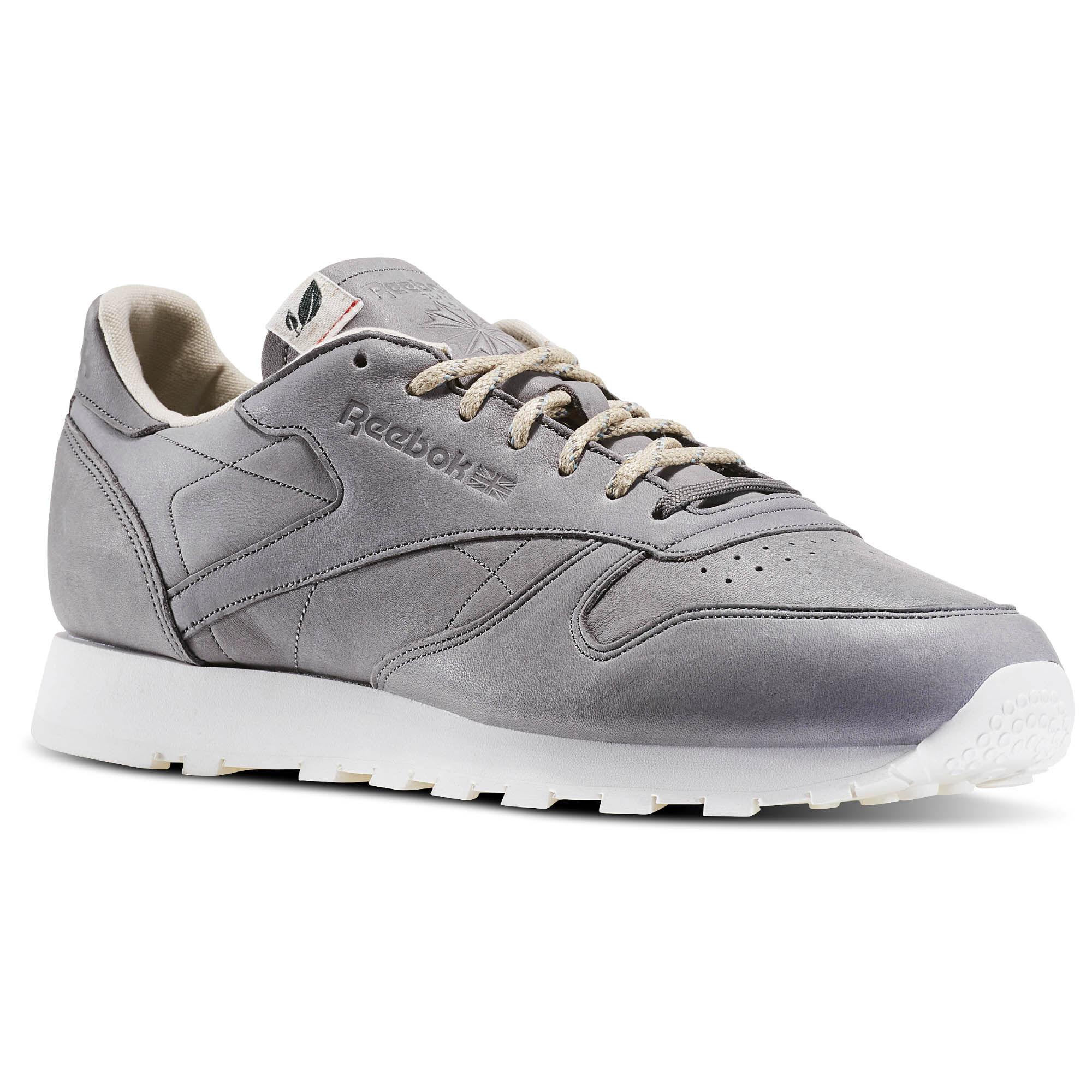 reebok classics grey