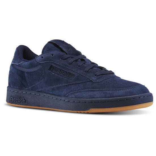 Reebok - Club C 85 TG Collegiate Navy/Night Navy-Gum BD5787