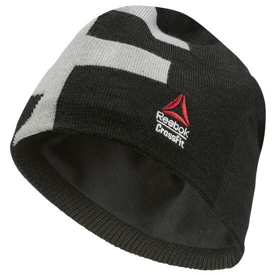 Reebok - Reebok CrossFit Perforated Beanie Black/Flat Grey BQ1332