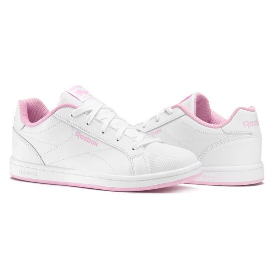 Reebok - Reebok Royal Complete CLN White/Charming Pink BS7930