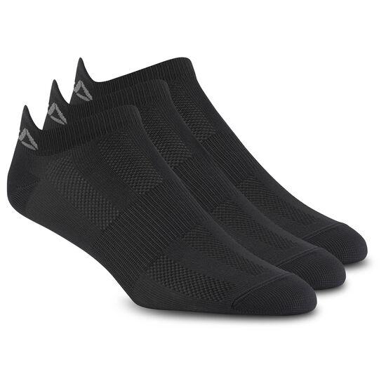 Reebok - Reebok ONE Series Socks - 3pack Black/Black/Black/Tin Grey BP6242