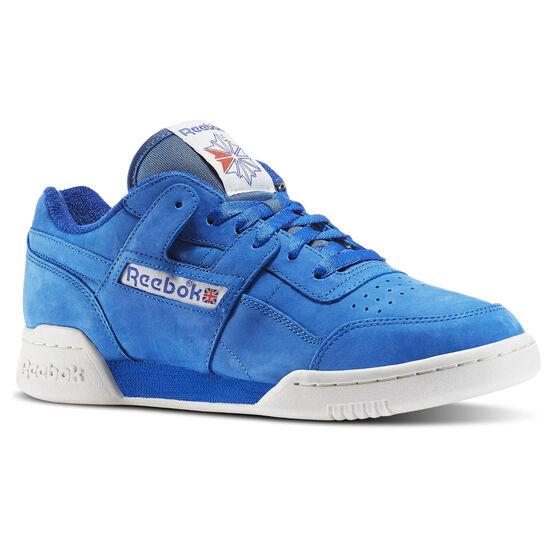 Reebok - Workout Plus Vintage Awesome Blue/Chalk/Classic White BD3382