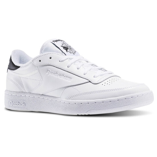Reebok - Club C 85 EL White/Black AR1608