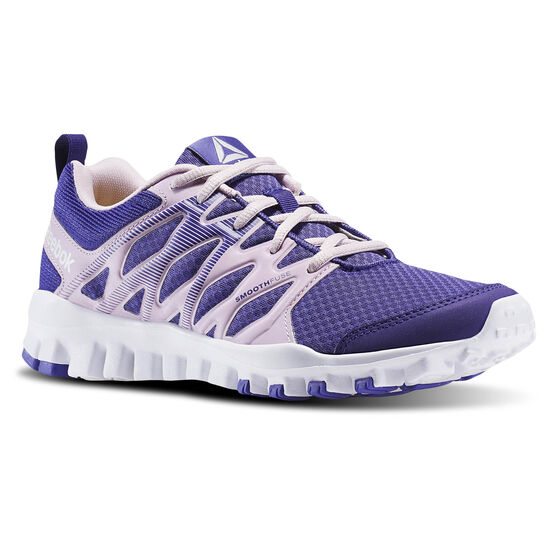 Reebok - RealFlex Train 4.0 Team Purple/Shell Purple/White BD4244
