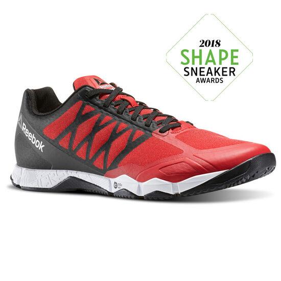Reebok - Zapatillas de CrossFit Speed TR Excellent Red/Black/White/Pewter BD5493