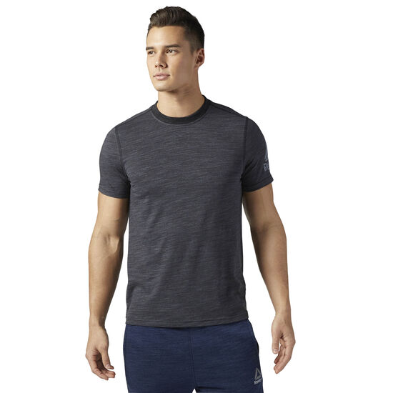 Reebok - Elements T-Shirt Black BS3977