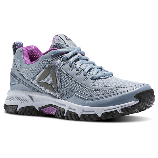 Reebok - Ridgerider Trail 2.0 Meteor Grey/Ast Dust/Cloud Grey/Violet BS5569