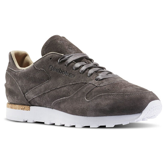 Reebok - Classic Leather LST Urban Grey/Stone/White BD1903