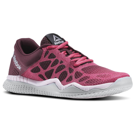 Reebok - Zapatillas de Training ZPrint Train Roserage/Mysticmaroon/Porcelainpink/Sklgry BD1188