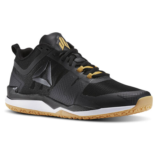 Reebok - Reebok JJ One Coal/Black/White/Reebok Rub Gum BD4880