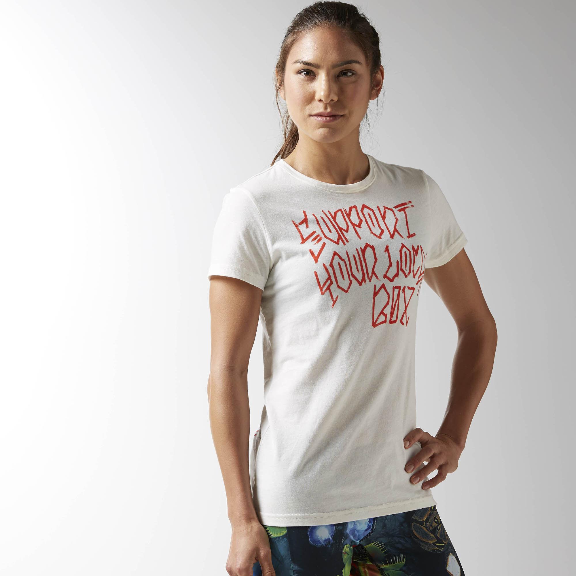Camiseta crossfit sylb crew for Sou abbigliamento